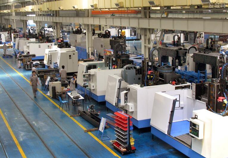 机械制造生产