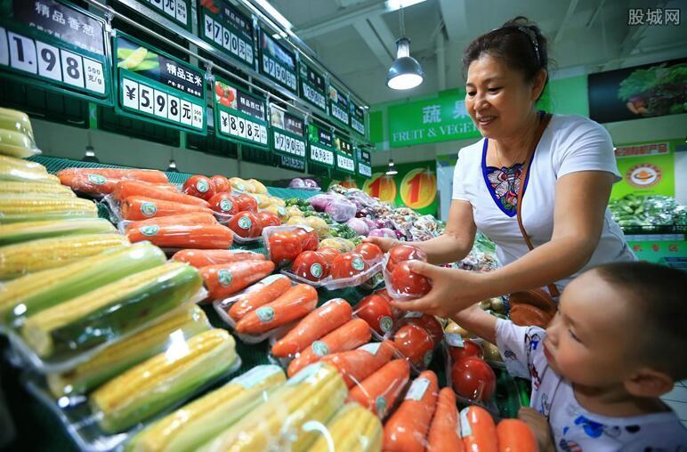 豬肉價格上漲壓力較大 果蔬價格則季節性下行