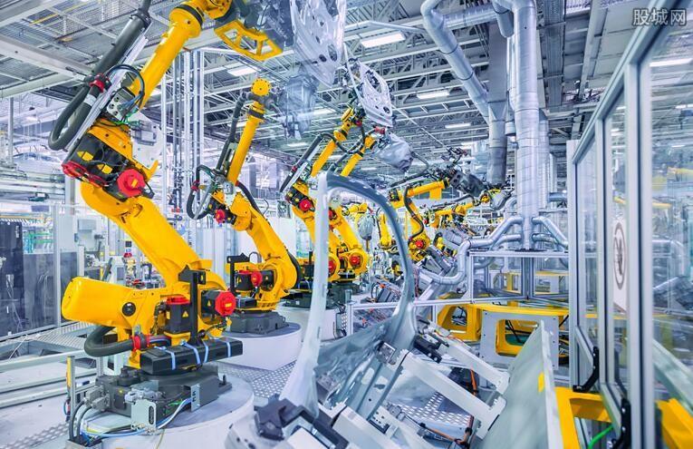 制造业发展