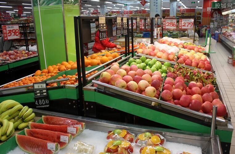 全国鲜果价格上涨