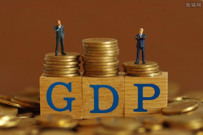 广东GDP领先