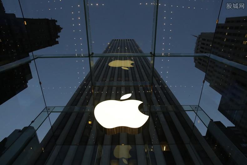 苹果市值高