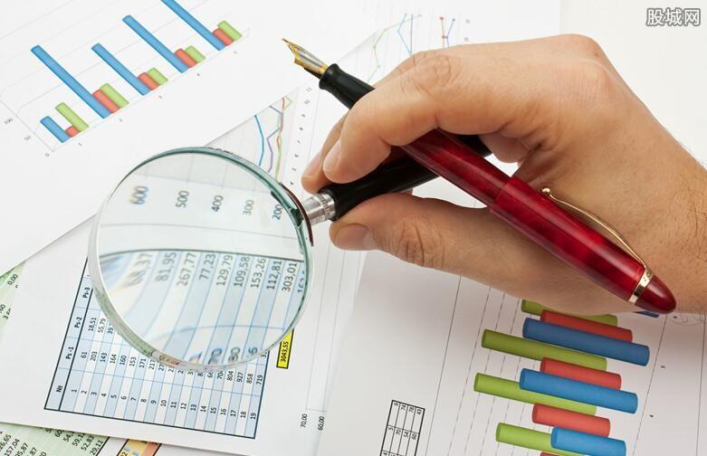 公司业绩数据