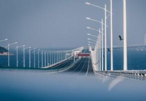 港珠澳大桥一周年 港珠澳大桥促进粤港澳三地旅游业