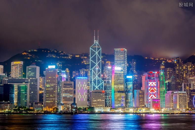 香港房价高