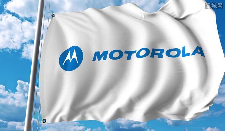 摩托罗拉发布手机引关注