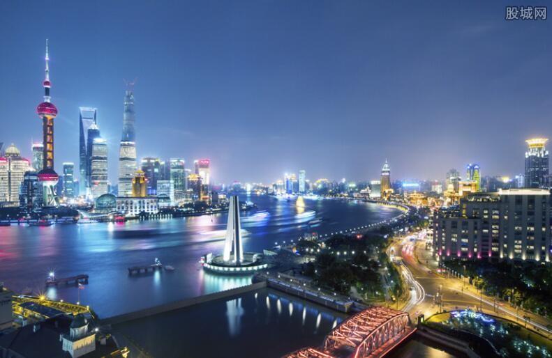 上海服务业