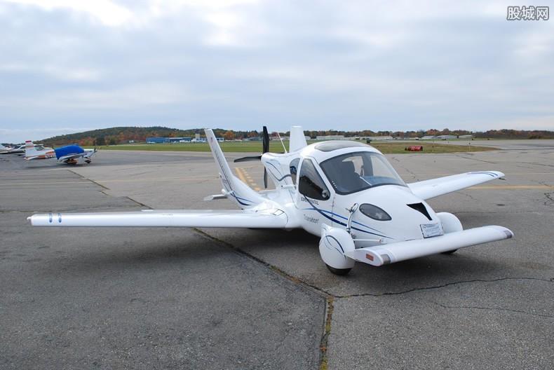 首輛飛行汽車亮相 已進入批量生產階段
