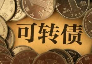 可转债是什么意思 申购可转债中签后怎么卖