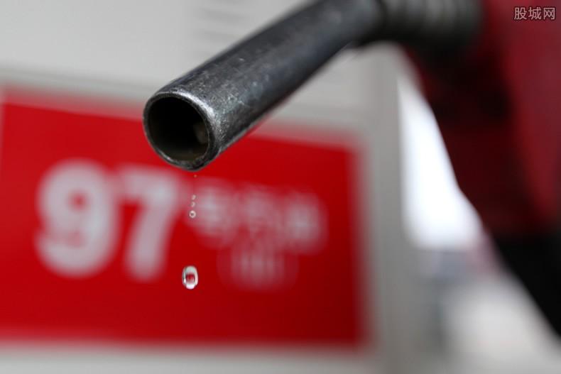油价调整最新消息