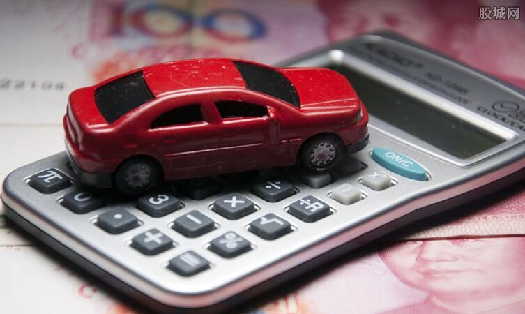 银行贷款买车