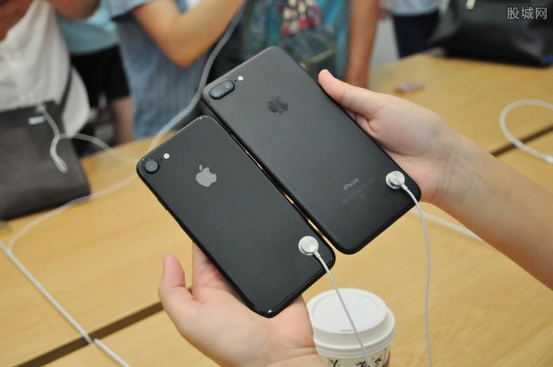 iPhone销量下跌