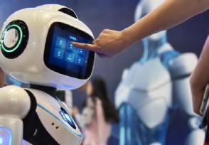 无感测温送药监控带操领舞 机器人的抗疫力量惊人