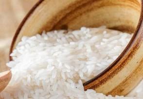 泰国大米降价达五成 减轻疫情期间泰国民众生活负担