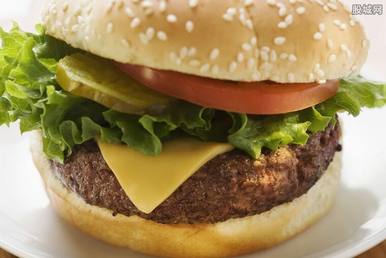 美国快餐店停售汉堡引关注