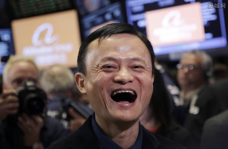 马云再次成为中国首富
