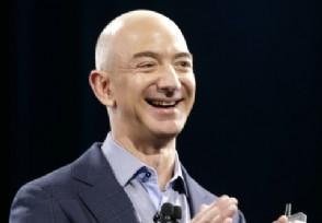 亚马逊CEO或成地球首位万亿富豪 真正富可敌国