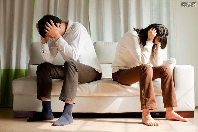 离婚财产分配