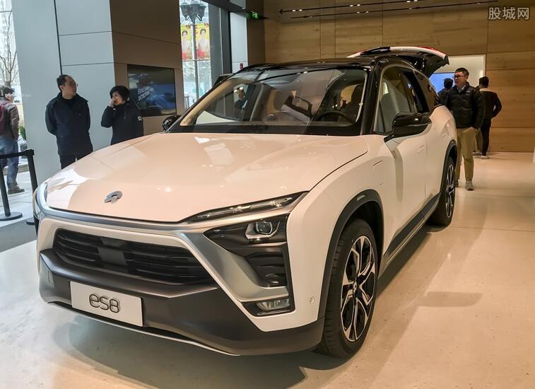 长安蔚来新能源汽车