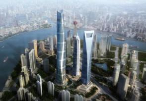亿元税收楼达到102幢上海陆家嘴楼宇经济逆市回暖