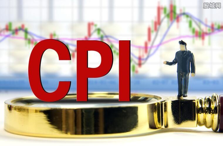 中国6月cpi指数