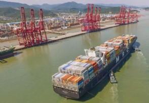 商务部表示加快推动出台新一轮稳外贸政策措施