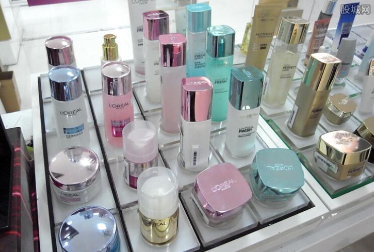 化妆品产业