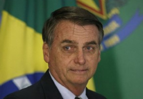 巴西总统新冠病毒检测结果呈阴性 转阴前确诊将近3周