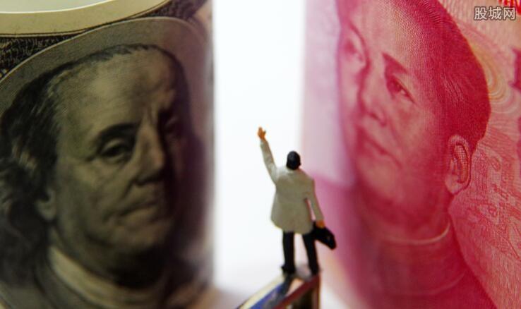 离岸人民币指数