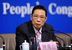钟南山说香港已出现社区感染 哪个区风险大一些?