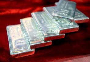 瑞银表示:不排除白银出现超涨的情况
