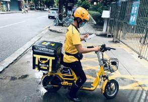 上海每2.5天就有1名外卖员伤亡 算法系统引质疑