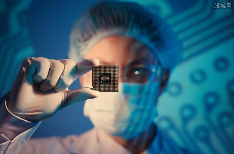 中国大力发展芯片技术
