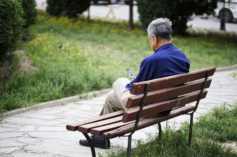 日本人口老龄化严重