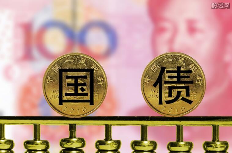 中国国债最新消息