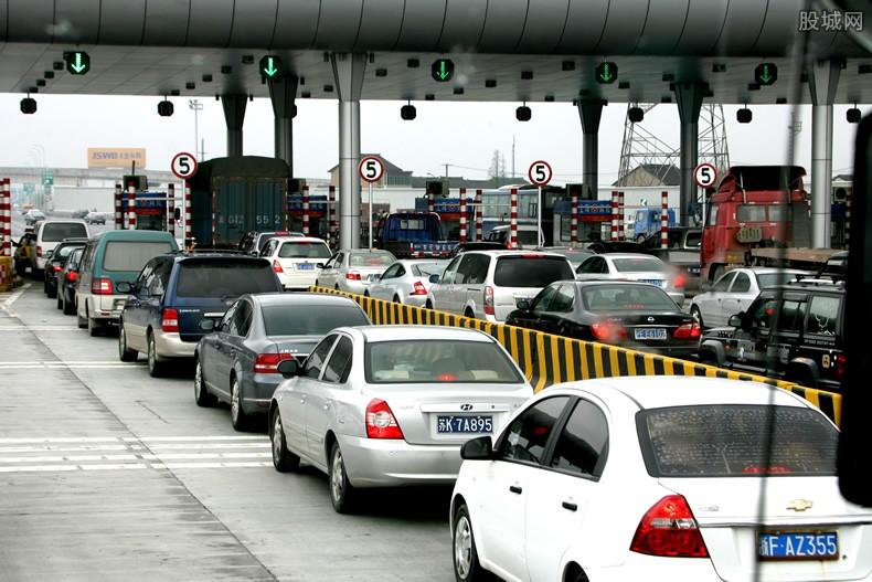 国庆高速免费通行