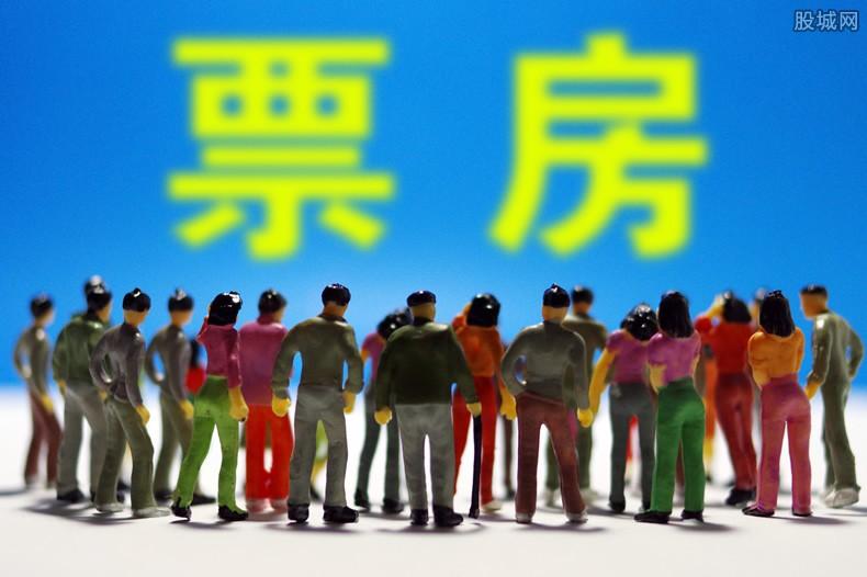 中国电影票房超北美