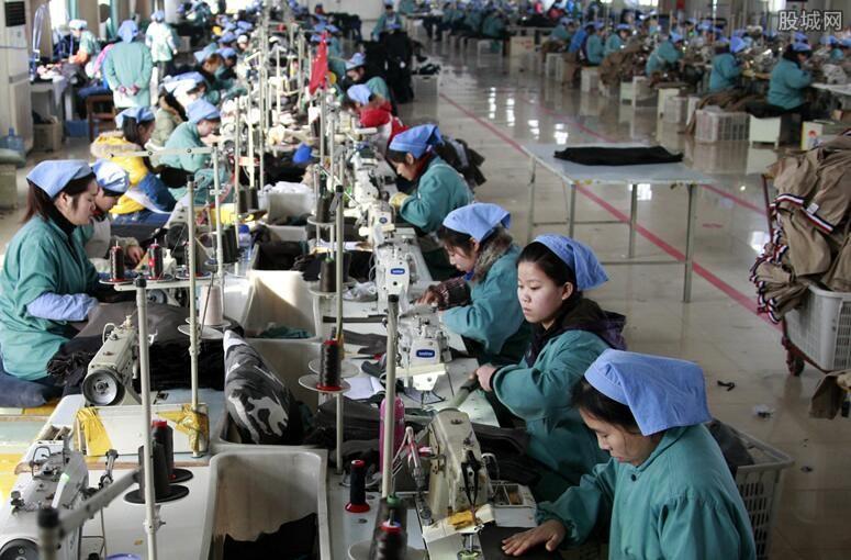 中国纺织订单大涨