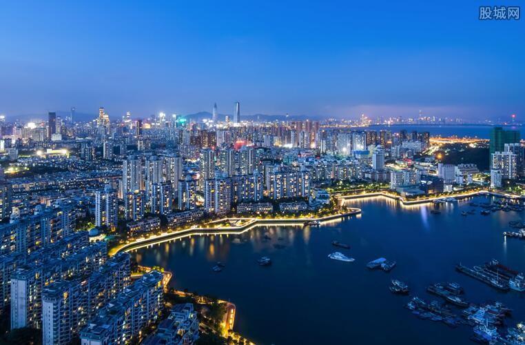 深圳成我国综合竞争力最强城市
