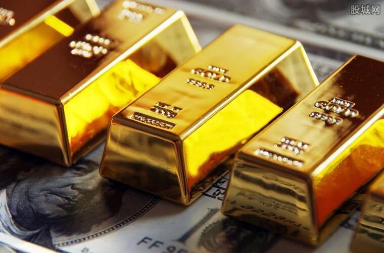 今日黄金价格 金价重回1880美元/盎司