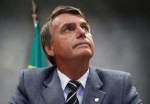 巴西总统不信口罩能防病毒此前还说不接种疫苗