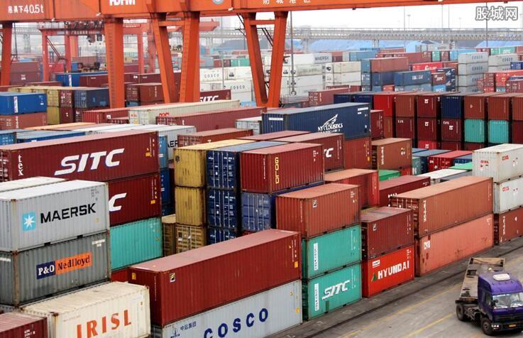 外贸出口订单上升
