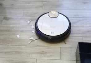 扫地机器人中国销量全球第一企业的生产订单接到手软