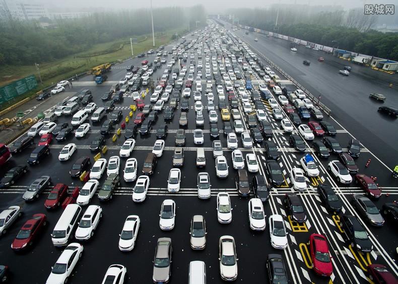 2021年春节高速免费