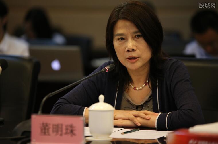 中国杰出商界女性榜