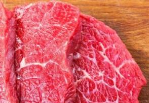 日本将暂时提高进口美国牛肉关税 只为限制数量