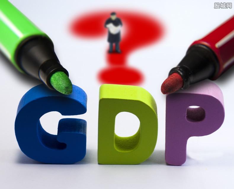 省会GDP数据公布