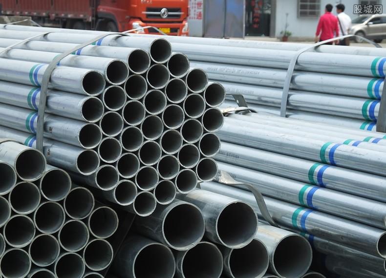 钢材价格最新行情走势