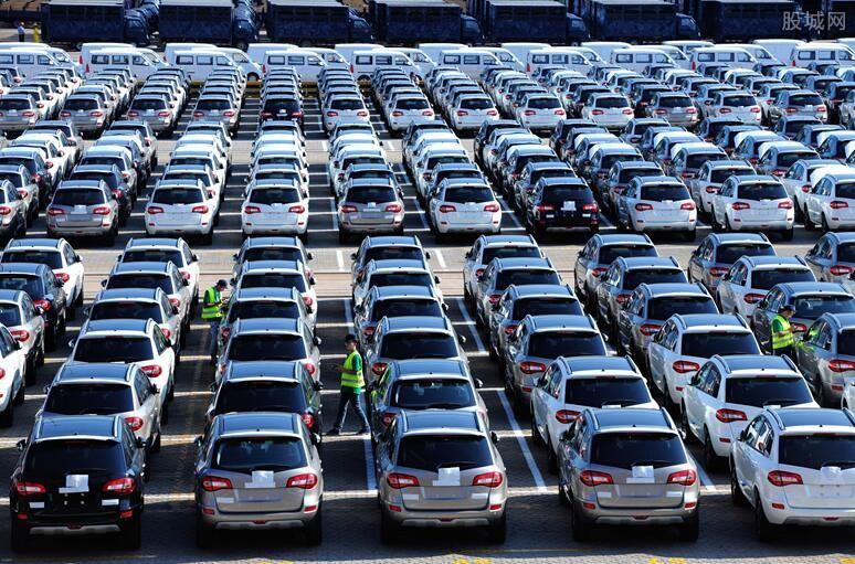 国产汽车销量情况