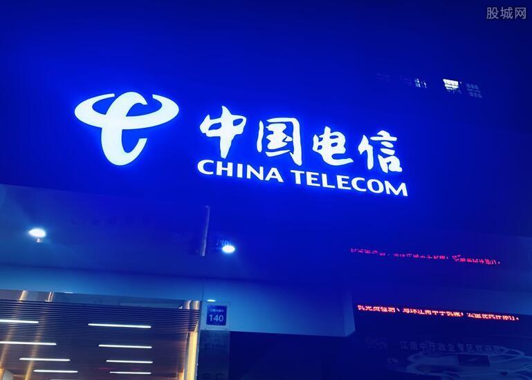 中国电信第一季度财报